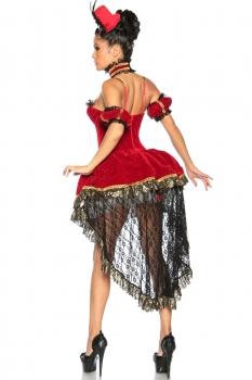 Sexy Miss Alice im Wunderland Kostüm
